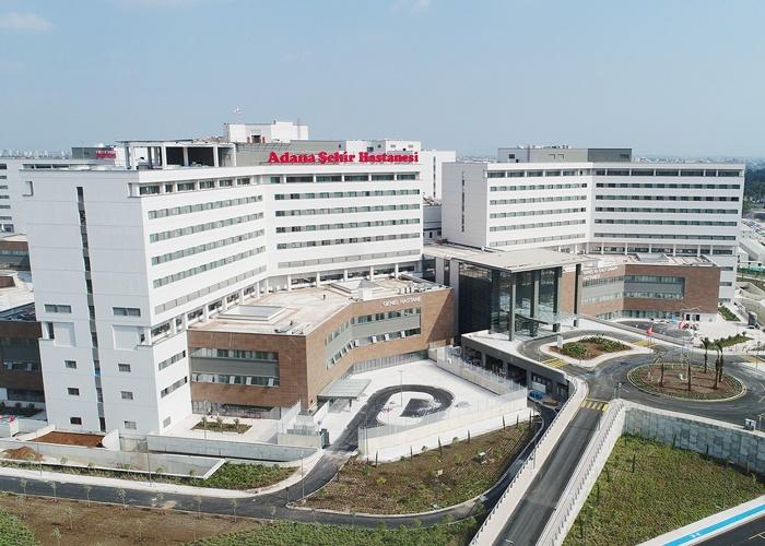 projelerimiz adana şehir hastanesi adana city hospital