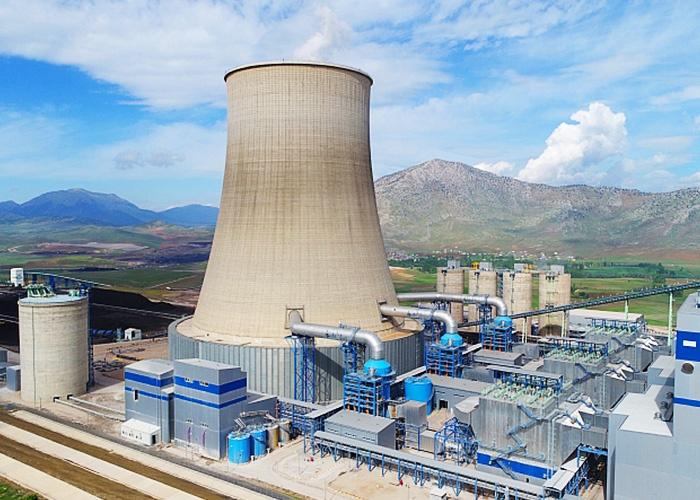 EnerjiSA Enerji Santrali EnerjiSA Power Plant