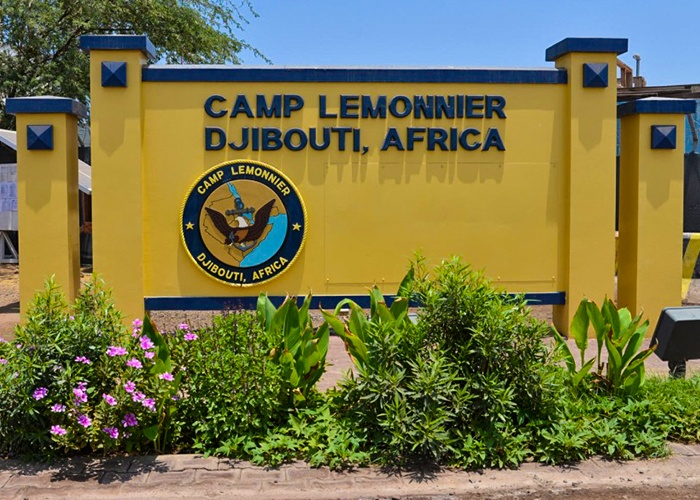 Camp Lemonnier Djibouti TAB and Commissioning
